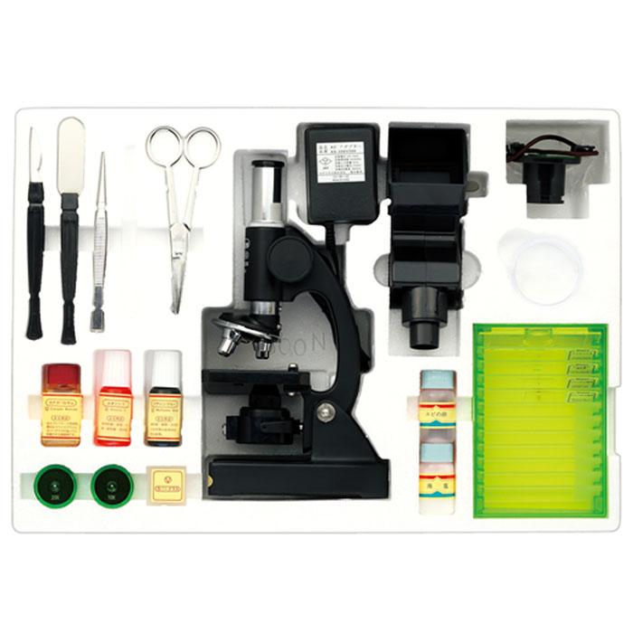 Vixen 顕微鏡 ミクロショット-500