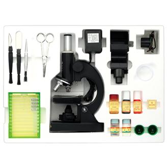 Vixen 顕微鏡 ミクロショット-700