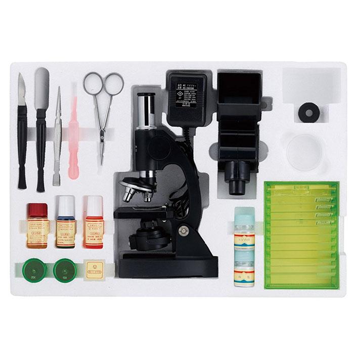 Vixen 顕微鏡 ミクロショット-600