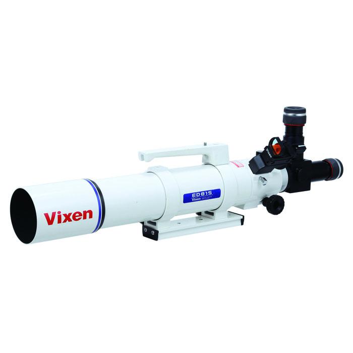 Vixen 天体望遠鏡 ED81SII鏡筒 —