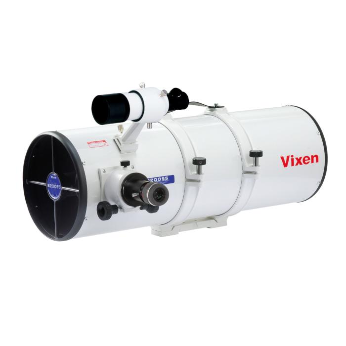 Vixen 天体望遠鏡 R200SS鏡筒 —