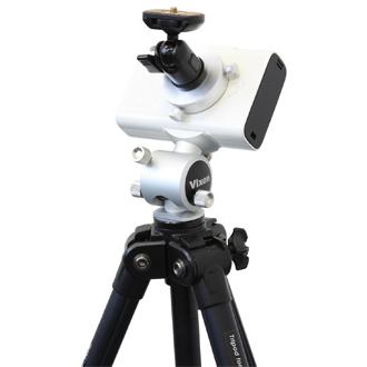 Vixen ポータブル赤道儀 星空雲台ポラリエ(WT)155三脚セット