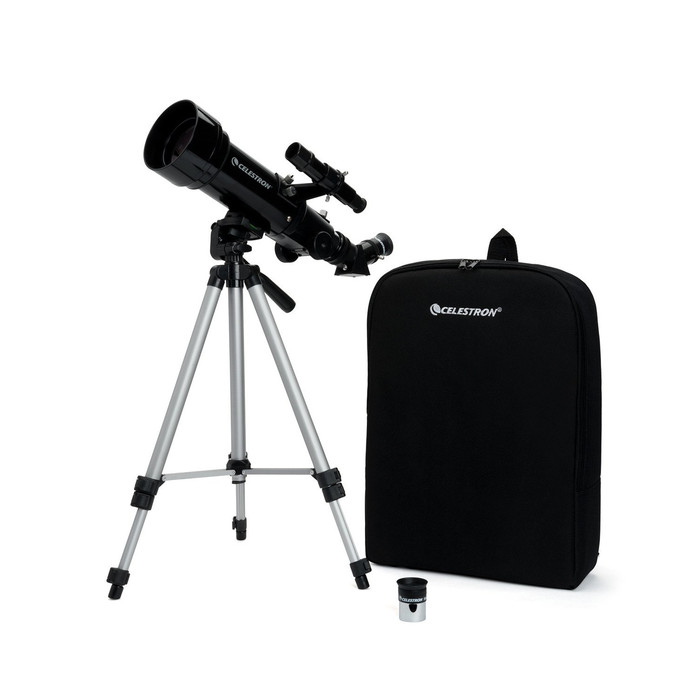 CELESTRON 天体望遠鏡 Travel Scope 70 with Back Pack —