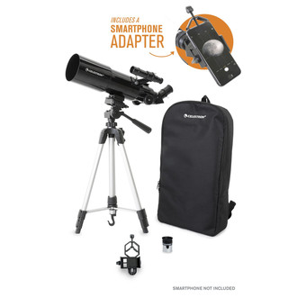 CELESTRON 天体望遠鏡 Travel Scope 80 with BP & SPH