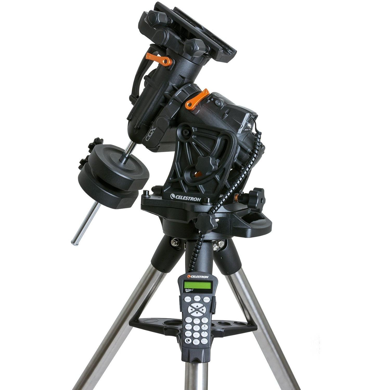 CELESTRON 天体望遠鏡 CGX赤道儀(三脚付) —