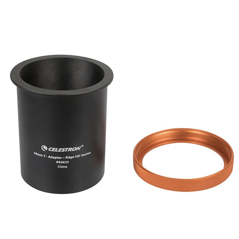 CELESTRON オプションパーツ Tアダプター EdgeHD(48mm) —