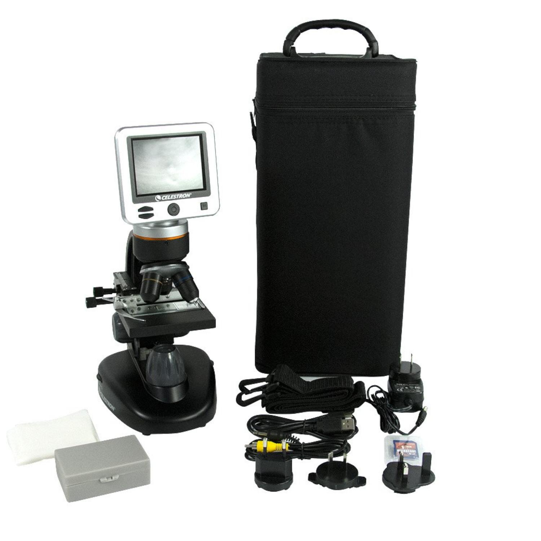 CELESTRON 顕微鏡 LCD デジタル顕微鏡 II