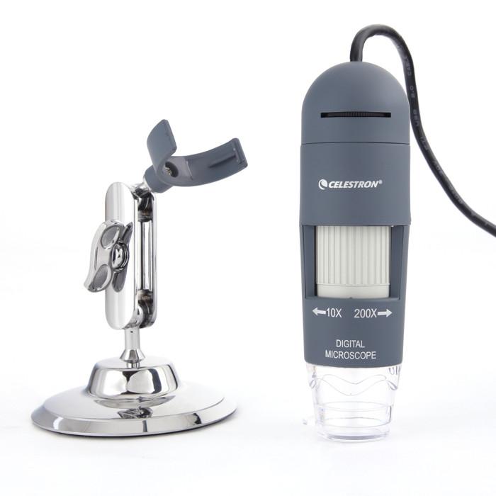 CELESTRON 顕微鏡 デジタル顕微鏡ハンディ DX —
