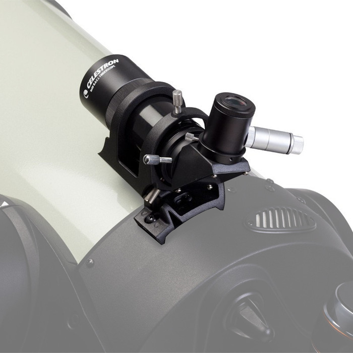 CELESTRON オプションパーツ 正立アングルファインダー9×50(イルミ)
