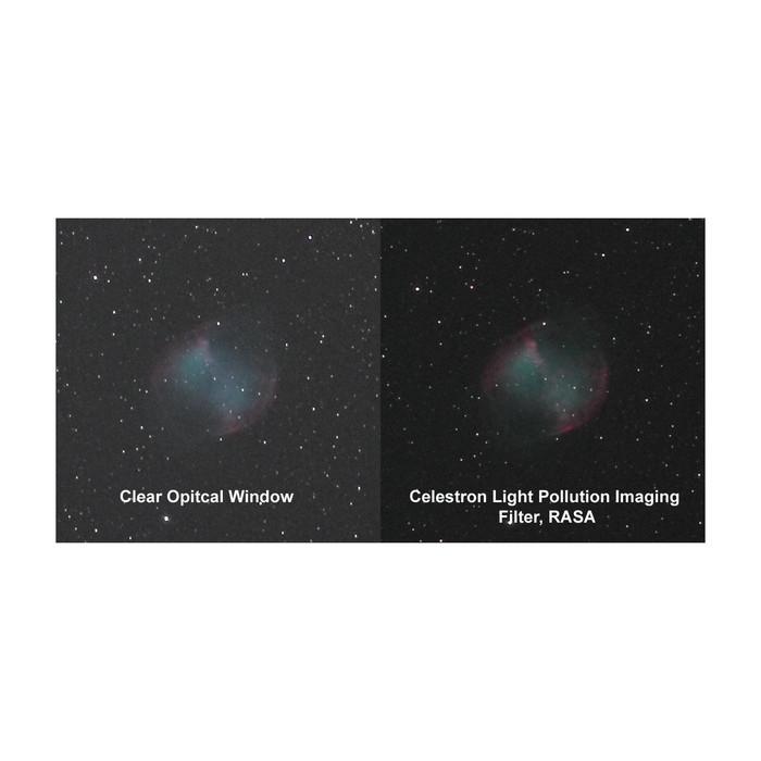 CELESTRON オプションパーツ  光害カットフィルター RASA8 用