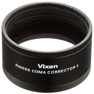 Vixen 天体望遠鏡 コマコレクター3 R200SS