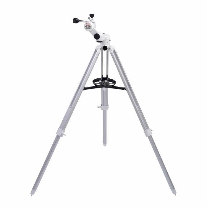 Vixen 天体望遠鏡 モバイルポルタ経緯台(三脚付) —