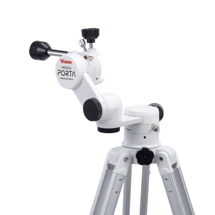 Vixen 天体望遠鏡 モバイルポルタ経緯台(三脚付)