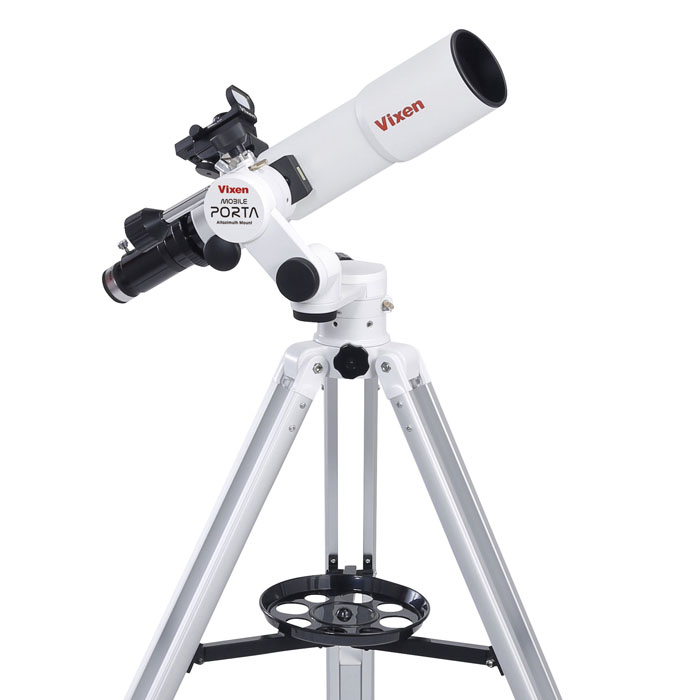 Vixen 天体望遠鏡 モバイルポルタ-A62SS —
