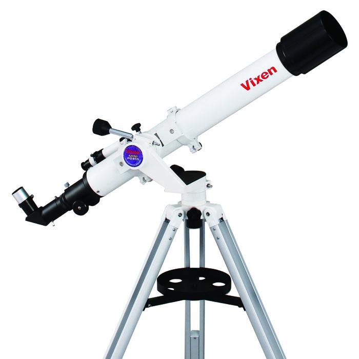 Vixen 天体望遠鏡 ミニポルタ A70Lf —