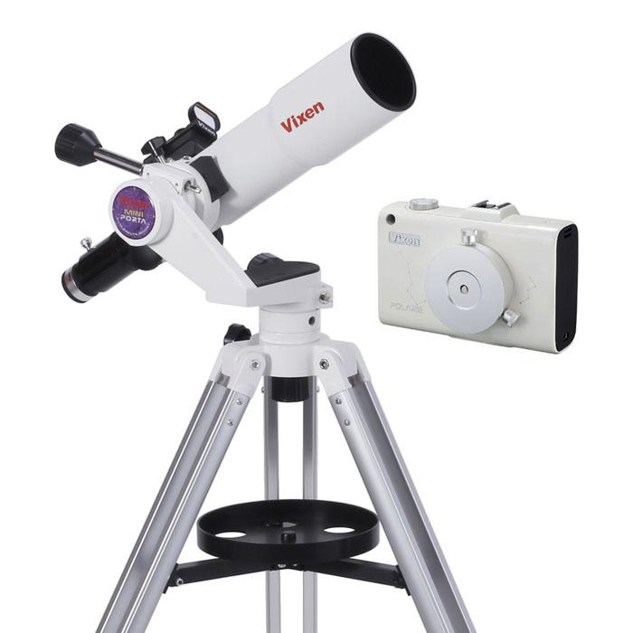 Vixen 天体望遠鏡 スターパーティーセット ミニポルタA62SS ポラリエ —