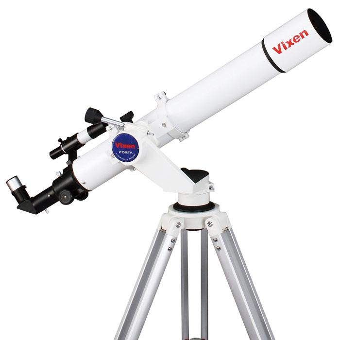 Vixen 天体望遠鏡 ポルタII A80Mf —