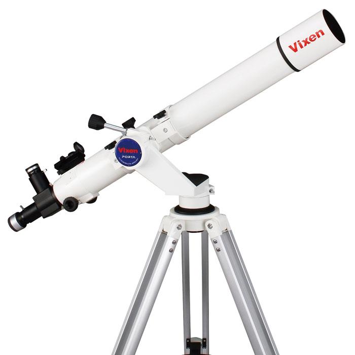 Vixen 天体望遠鏡 ポルタII-A81M —