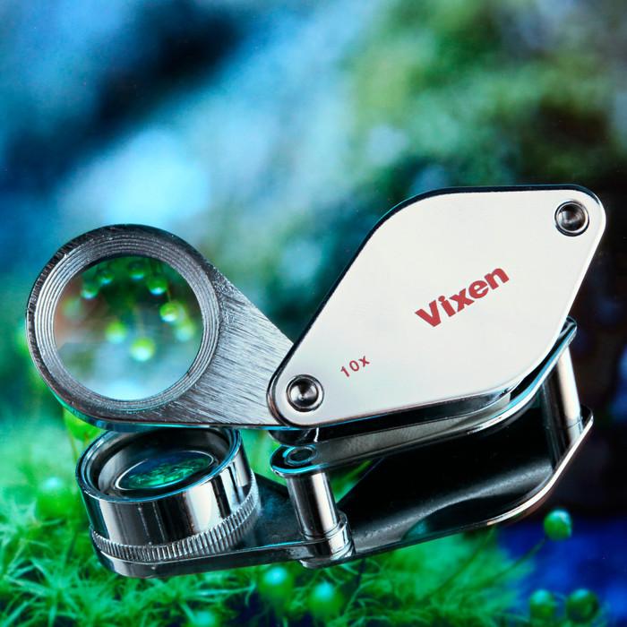 Vixen ルーペ メタルホルダーD20