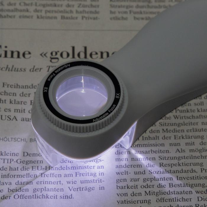 Vixen ルーペ LEDパワールーペH24