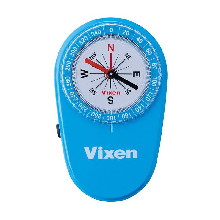 Vixen オイル式コンパス LEDコンパス ブルー
