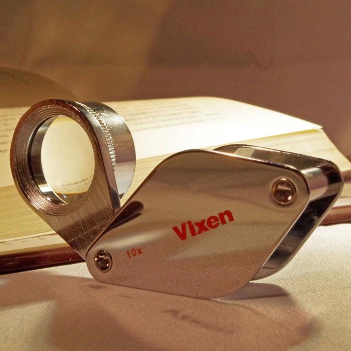 Vixen ルーペ メタルホルダー M20S