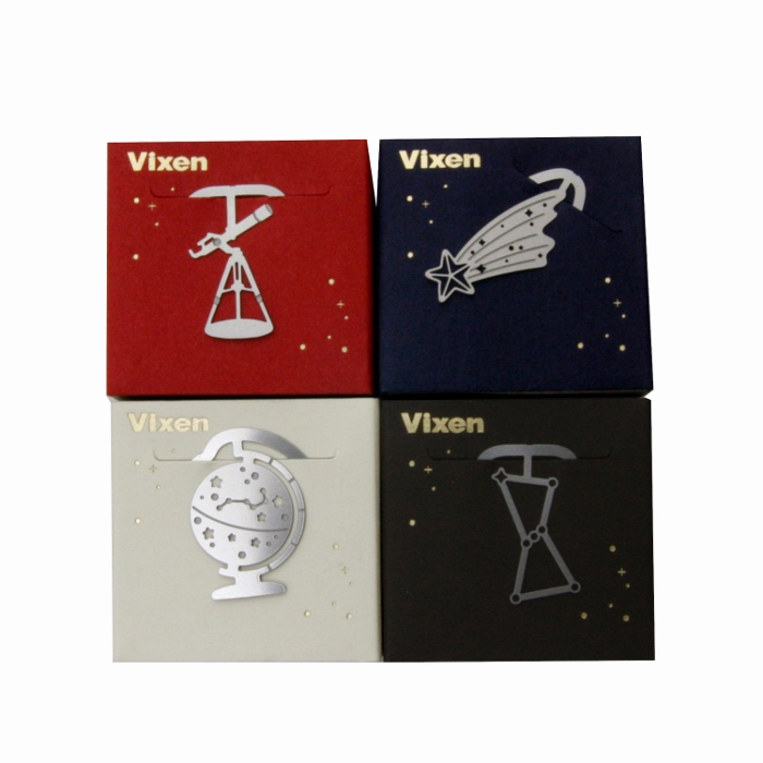 Vixen ステーショナリー エッチングクリップス 天体望遠鏡