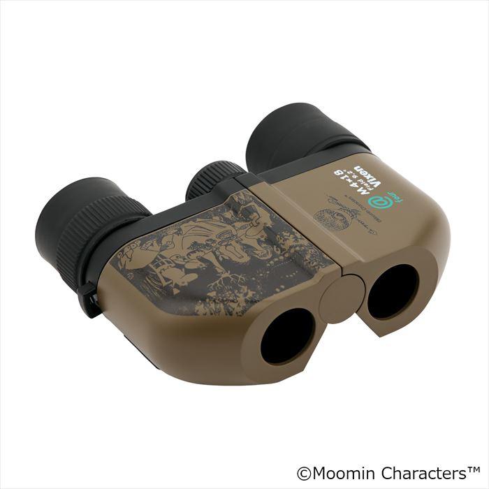 Vixen 双眼鏡 MOOMIN at4 M4×18