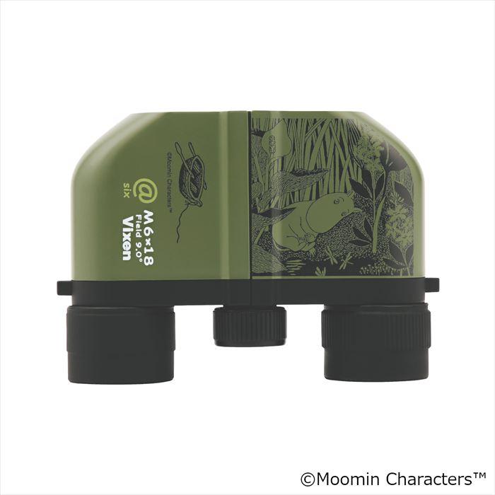 Vixen 双眼鏡 MOOMIN at6 M6×18